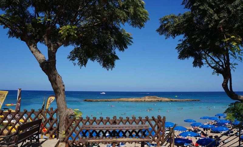 Протарас, пляж фигового дерева