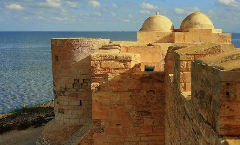 Тунис в мае - Джерба, Форт