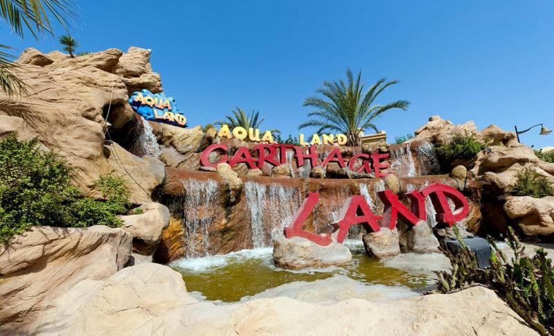Хаммамет для детей, Развлекательный парк Carthage Land