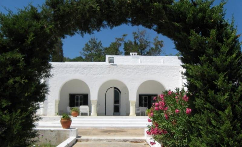 Хаммамет, Дом Себастьяна