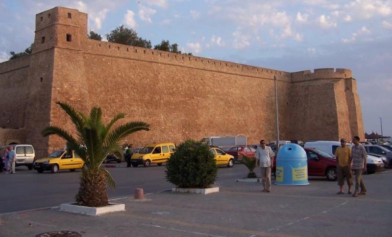 Хаммамет, Крепость Касба