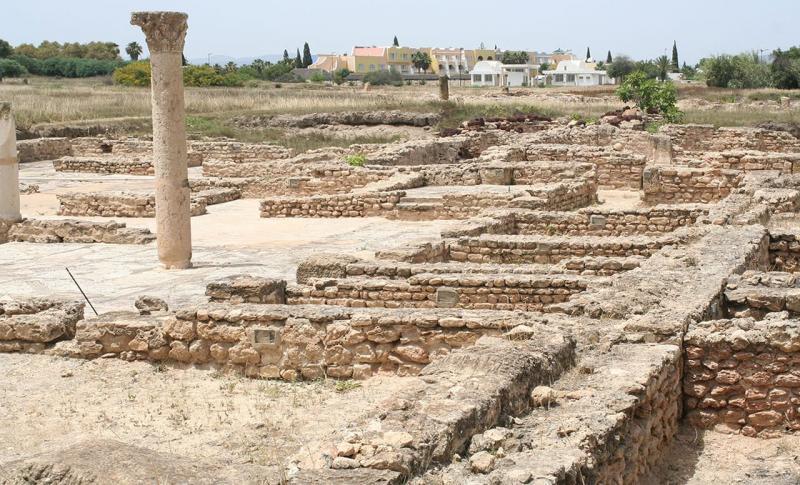 Хаммамет, Руины Пуппюта
