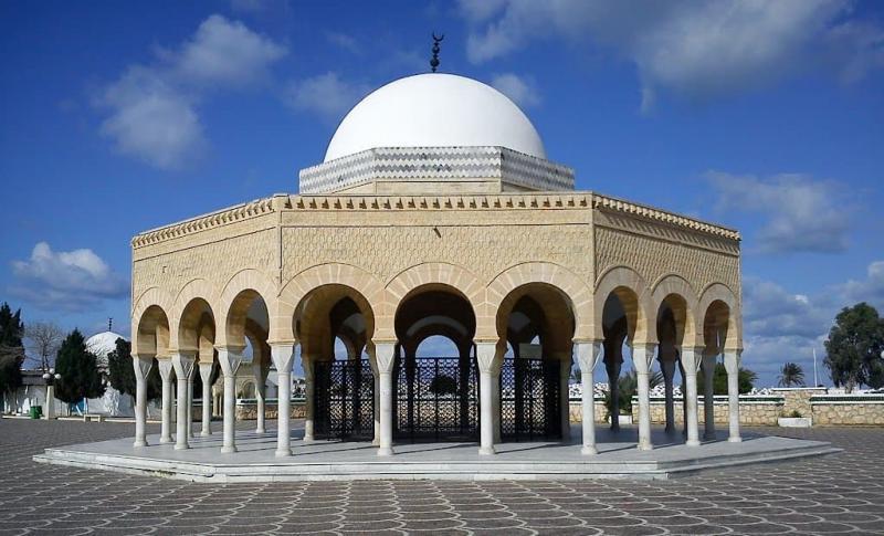 Монастир, Мавзолей Хабиба Бургиба