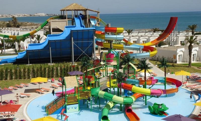 Сусс для детей, Аквапарк Aqua Palace