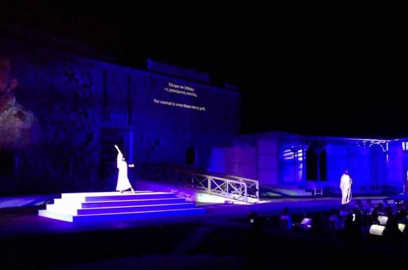 Чем заняться на Пафосе в августе, Фестиваль Оперы