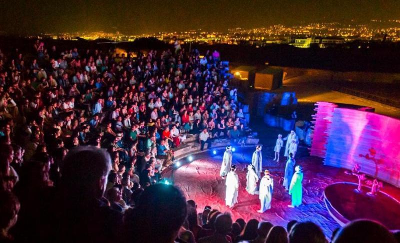 Чем заняться на Пафосе в августе, Международный фестиваль Драмы