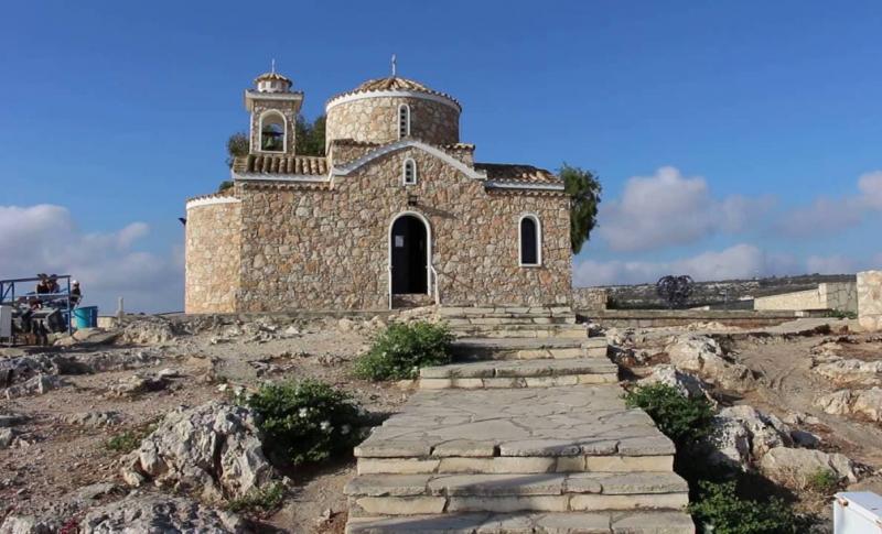 Чем заняться на Протарасе в августе, Церковь пророка Илби