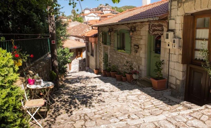 Ларнака, Уютная и красивая Деревня Лефкара