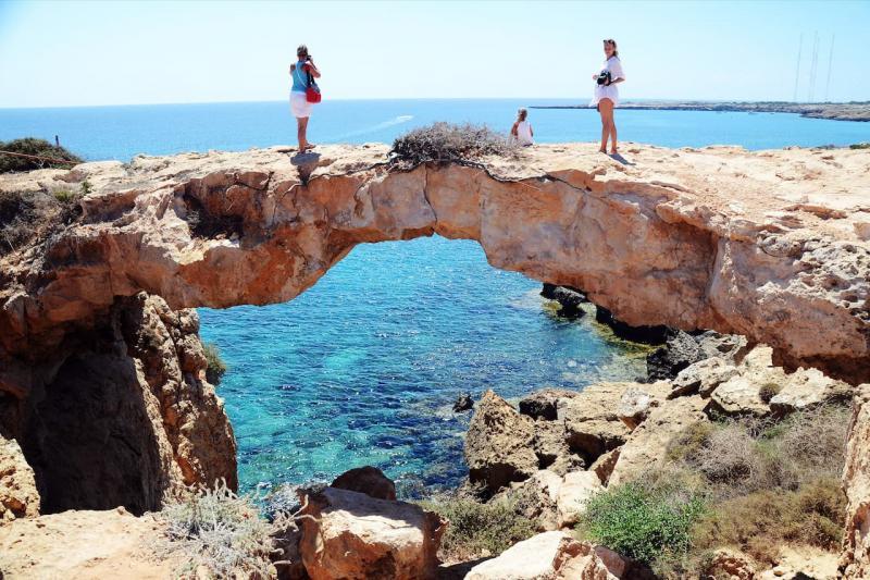 Погода на Кипре в июне - Айя-Напа, Мыс Греко