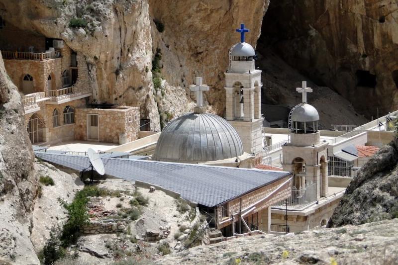 Ларнака, Монастырь Св. Феклы