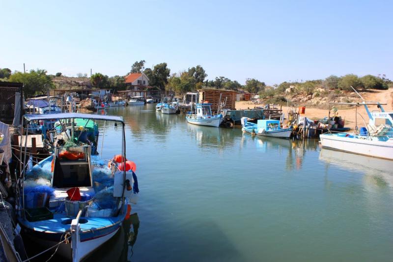 Погода на Кипре в июне - Протарас, Лиопетри