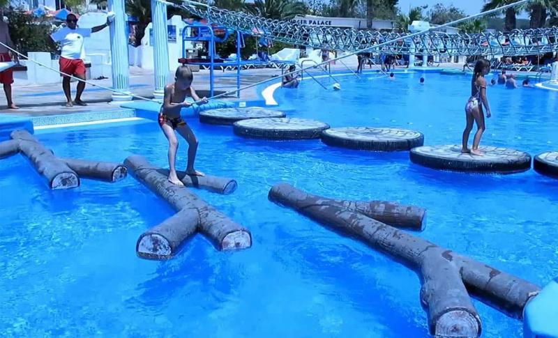 Айя-Напа, аквапарк, дети