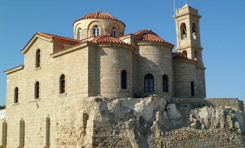 Лимассол, Церковь Святого Лазаря