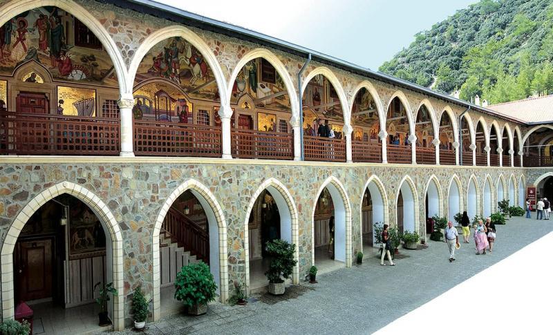 Лимассол, Киккский монастырь