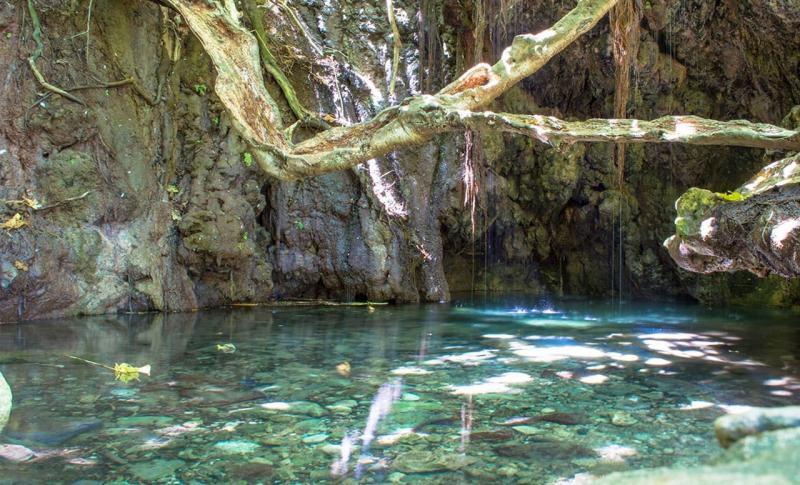 Пафос, купальня Афродиты