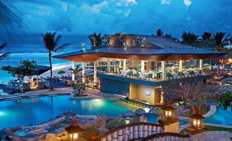 Бали, Люксовый отдых