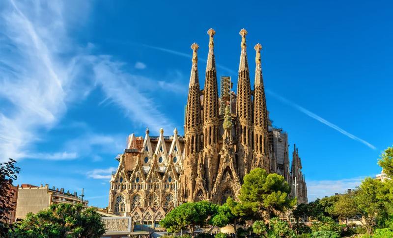 Барселона, Ла Саграда Фалимиа