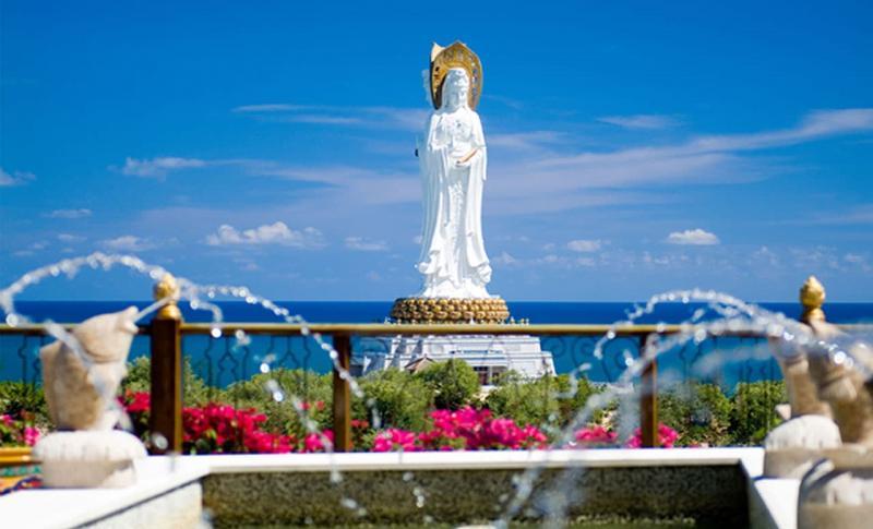 Хайнань, Центр Буддизма