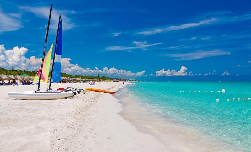 Куба, Белоснежные пляжи