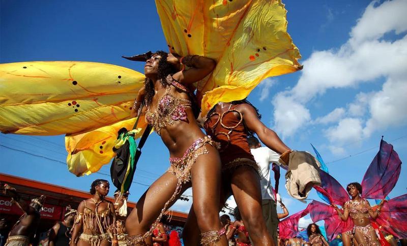 Куба, Зажигательные фестивали