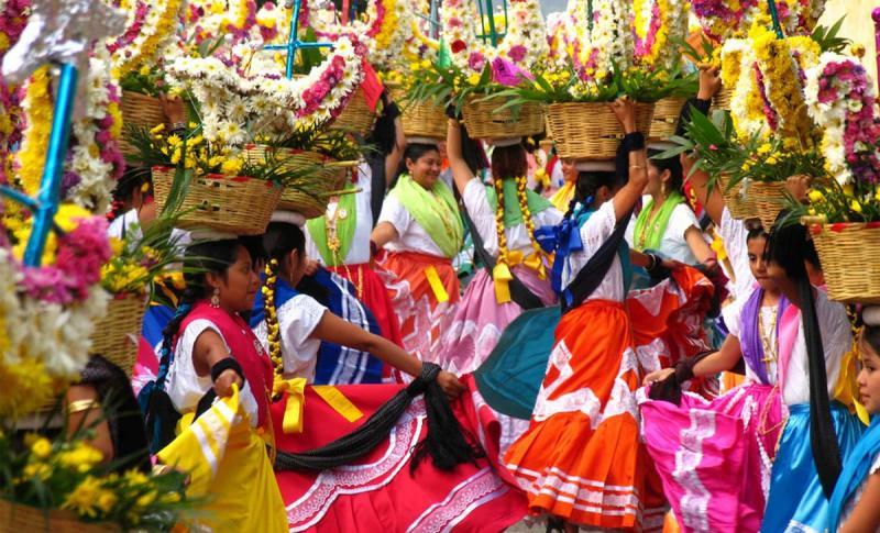 Мексика, Посетите фестивали
