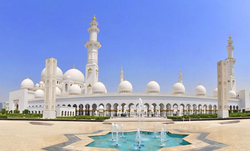 ОАЭ, Мечеть Шейха