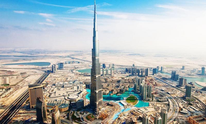 ОАЭ, Современный город будущего