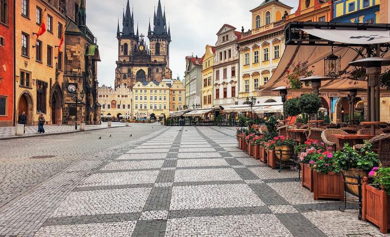 Прага, Прогуляйтесь по улочкам