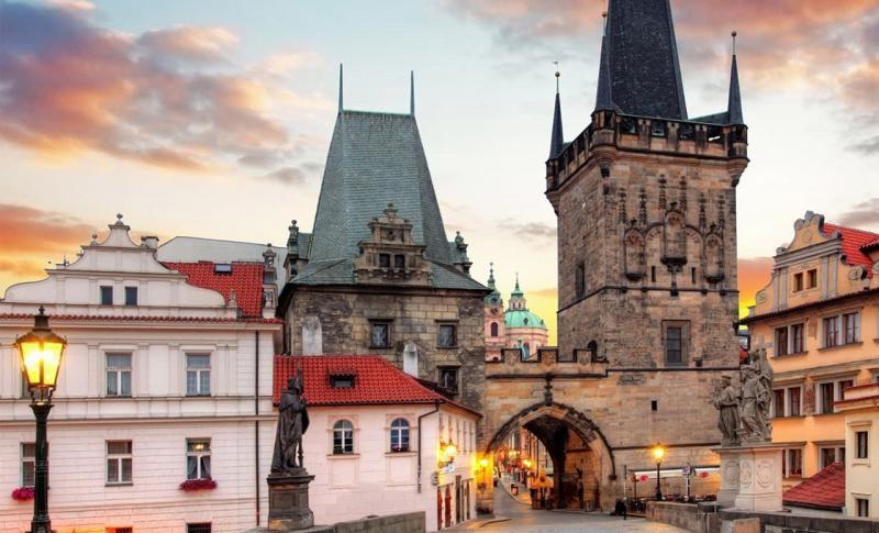 Прага, Таинственный и волшебный город
