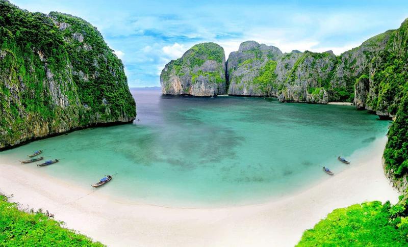 Куда поехать в марте на море - Таиланд, Острова Пхи Пхи