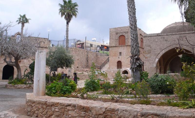 Айя-Напа, Старинный монастырь Айяс Напас