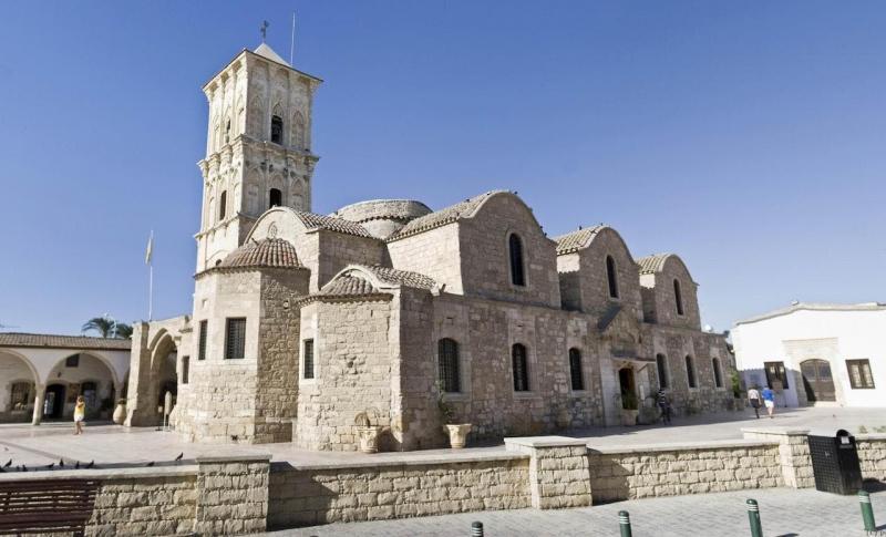 Ларнака, Храм Святого Лазаря