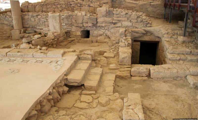 Лимассол, Античный город-государство Курион