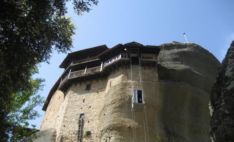 Лимассол, Монастырь Святого Николая