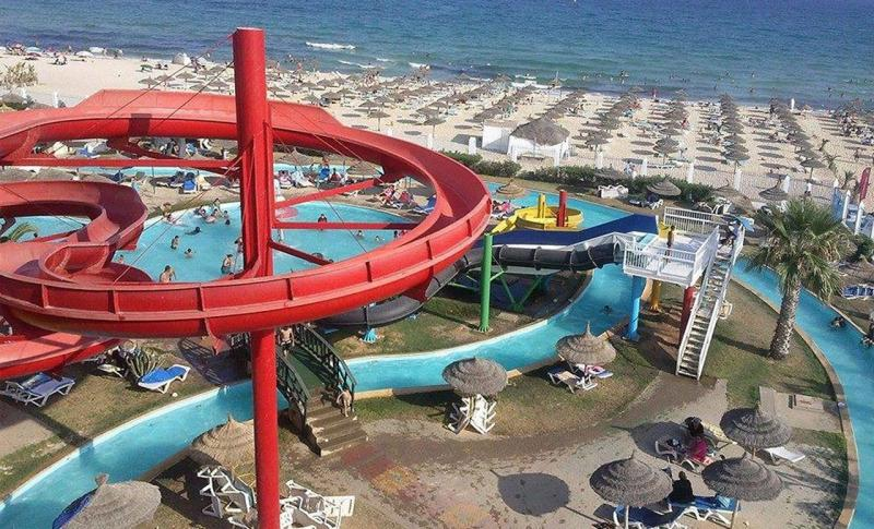 Хаммамет Aquapark Flipper
