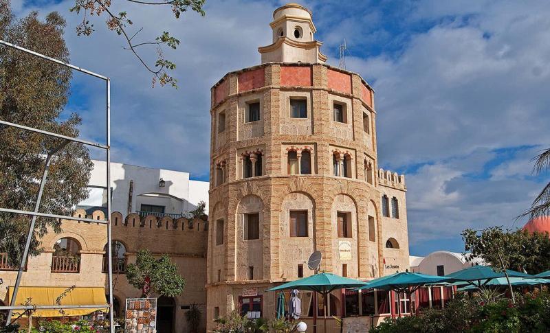 Хаммамет Hammamet Medina