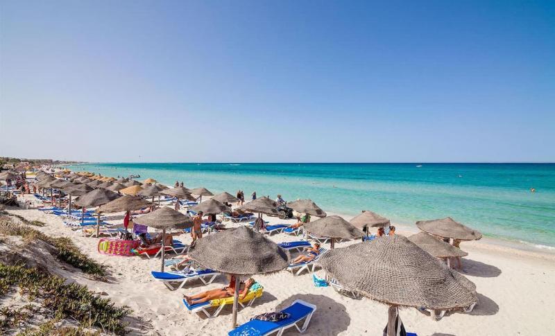 Температура воды и воздуха в Тунисе по месяцам - Махдия