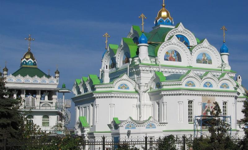 Феодосия, Церковь Святой Екатерины