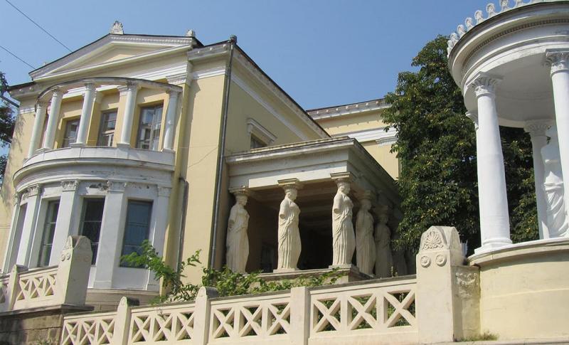 Феодосия, Дача Милос