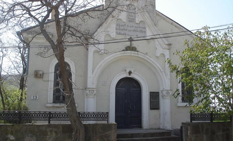 Судак, Лютеранская кирха