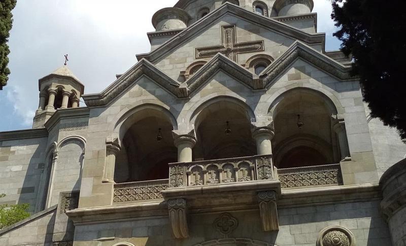Ялта, Армянская церковь