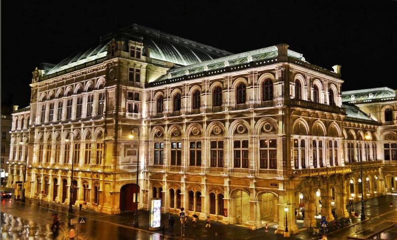 Австрия, Венская опера