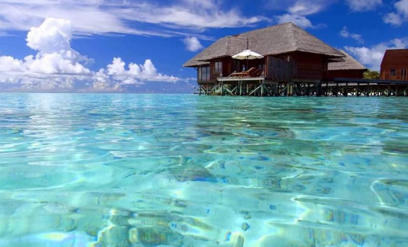 Где отдохнуть в феврале 2020 на море - Мальдивы