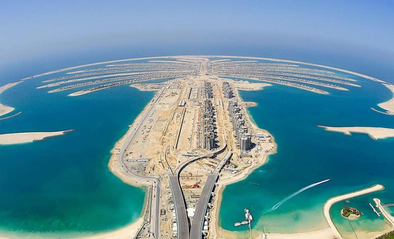 Куда поехать в феврале на море недорого - ОАЭ