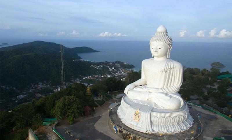 Таиланд, Статуя Большого Будды