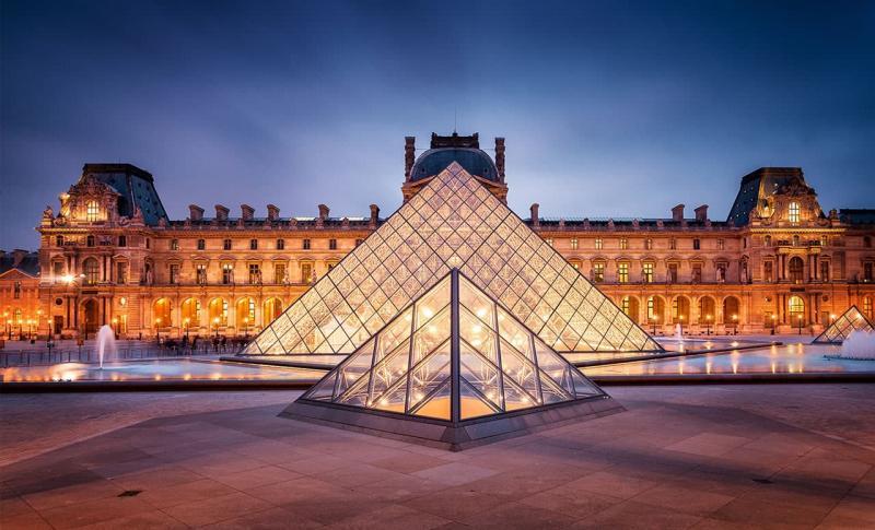 Франция, Лувр