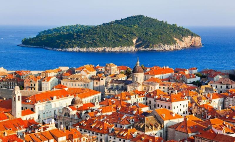 Где отдохнуть в августе - Хорватия, Голый остров
