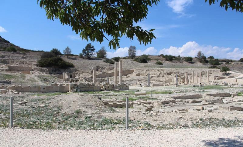 Кипр, Аматус