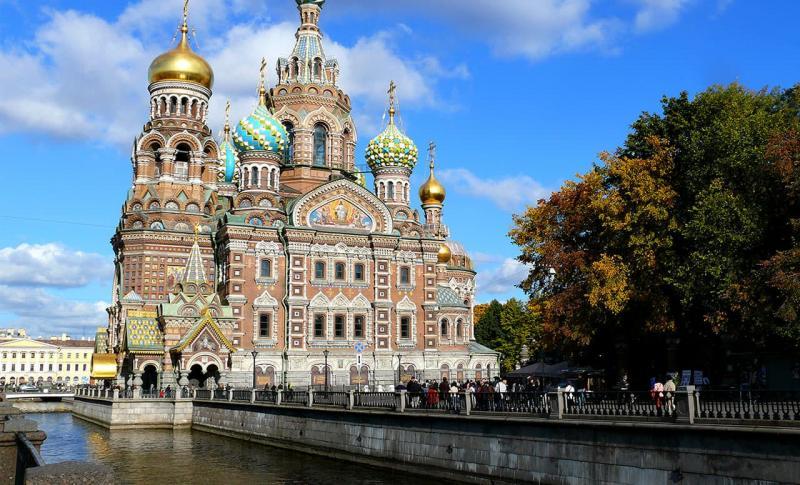 Санкт-Петербург, Храм спас на крови