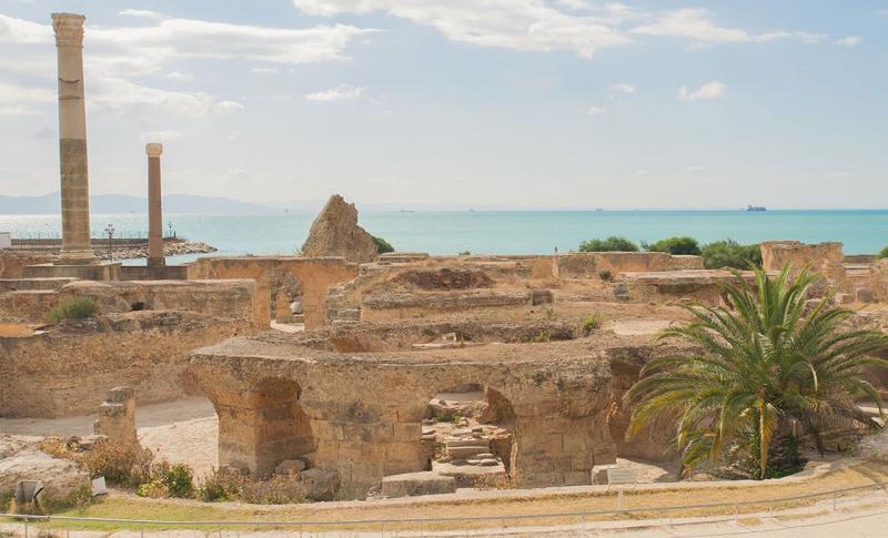 Куда поехать в августе - Тунис, Карфаген
